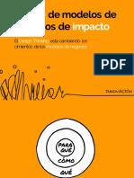 modelos de negocios de impacto