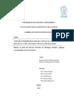 CienciasHumanasFormatoDeInformeDeProyectoDeFinDeSemestre(2)(1) Proyecto Educativa