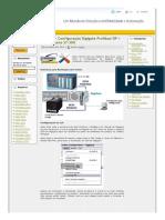 Tutorial – Configuração Digigate Profibus-DP Com S7-300