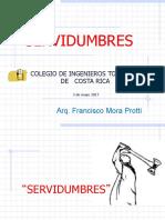 4- Servidumbres - Francisco Mara p