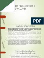 Sesión 01. Mercados Financieros y Bolsa de Valores