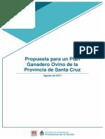 Inta Propuesta Para Un Plan Ganadero Ovino de La Provincia de Sata Cruz