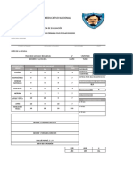 Boleta Excel Con Formula