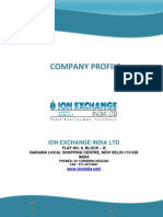Ion Exchange India