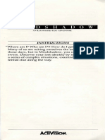 Mindshadow Alt Manual