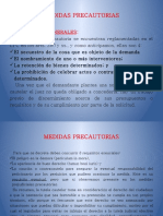 3.-J° ORDINARIO. Medidas Precautorias