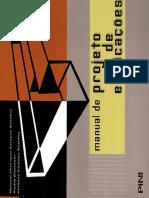 Manual de Projetos de Edificações