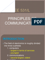 Principles of Communication (Introduction)