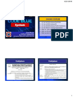Kebijakan Code Blue System