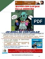 """Boletín """"La Palabra Clasista"""" 31-SUTEP Hco"""