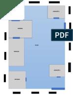 plano del almacen de administracion ..docx