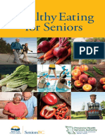 Healthy Eating Seniorsbook