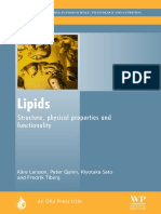 (the Oily Press Lipid Library) Kare Larsson, Peter Quinn, Kiyotaka Sato, Fredrik Tiberg - Lipids_ Structure, Physical Properties and Functionality-Woodhead Publishing (2006)