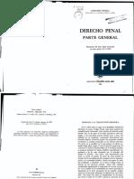 Wessels - Derecho Penal P.G. (1975)