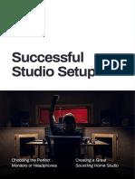 Sonarworks Successful Studio-Setup eBook