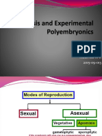 Apomixisis and polyembryonic experiments.pptx