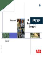 AccuRay Sensors -DLP