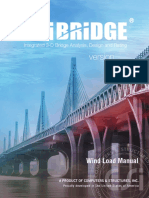 Bridge Wind Load