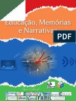 Educação, memórias e narratvas