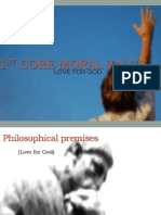 1st core moral values