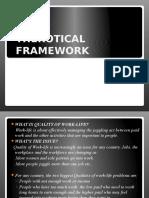 Therotical Framework