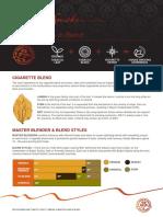2. BAT Product Academy - BLEND - Fact Sheet