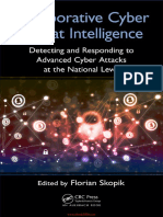 Collaborative Cyber Threat Intelligence Detecting and Responding to Advanced Cyber Attacks at the National Level