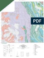 Plano Geológico Huari