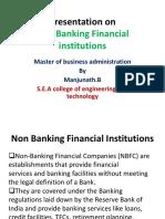 Non Financial Institution