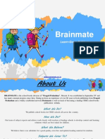 All you need to know about Brainmate publication