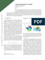 [Fan, W. Et Al.] Confining Rigid Balls by Mimicking Quadrupole Ion Trapping