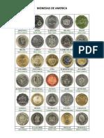 Monedas de America
