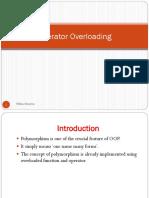 Operator Overloading 1