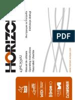 43hl7530u Horizon User Manual