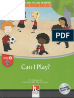 """Can I Play"" Student Book"