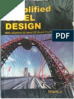 Simplified STEEL DESIGN - Besavilla
