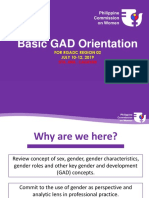 Basic Gad Concepts _ for Rgadc in Sta Ana