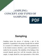 Sampling Ppt