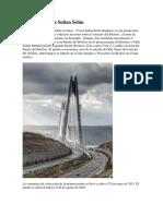 El Puente Yavuz Sultan Selim