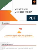 Visual Studio Databas Project