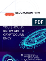 Everything You Should Know About Cryptocurrency
