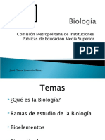 Biología Comipems