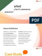 Go2market - Cloud Telephony Service Provider
