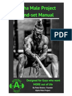 Alpha Male Project Mindset Manual
