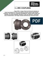 HRC Coupling Catalogue