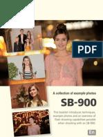 Photograph Examples & Descriptions -- SB900