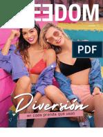 Catalogo Freedom C12 2019