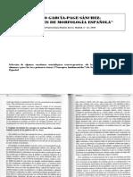 2. Cuestiones de Morfología... (M. García-Page)