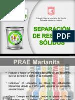Zonas Ecologicas Del Colegio 2019