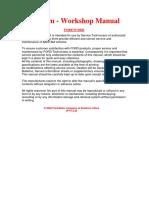 1 - Ford Bantam Workshop Manual